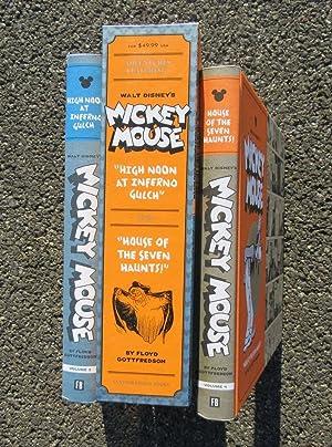 Walt Disney's Mickey Mouse Volumes 3-4: Gottfredson , Floyd