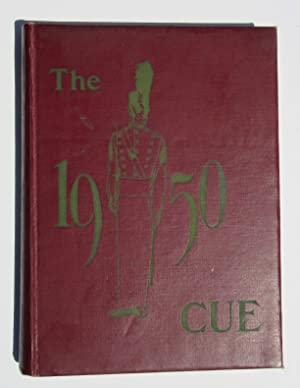 The 1950 Cue: Albany Academy