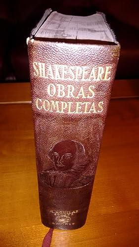 Obras completas -edicion de Luis Astrana Marin-: Shakespeare, william