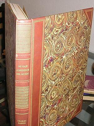MI VIAJE ALREDEDOR DEL MUNDO ISBN 8477589380: DARWIN, CHARLES.