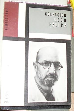 CIERVO Y OTROS POEMAS, EL.: LEON FELIPE.