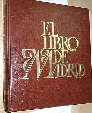 LIBRO DE MADRID, EL.: VV.AA.