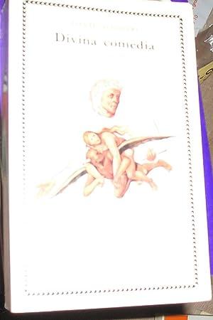 DIVINA COMEDIA (EDICION EN VERSO DE GIORGIO PETROCCHI Y LUIS MARTINEZ DE MERLO).: DANTE ALIGHIERI.
