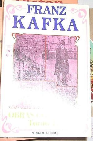 OBRAS COMPLETAS TOMO IV .: KAFKA, FRANZ.