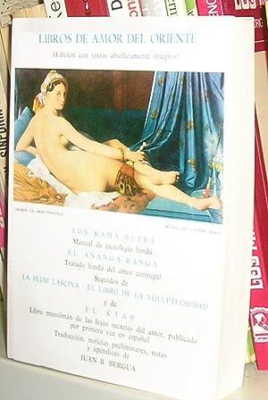 LIBROS DE AMOR DEL ORIENTE: LOS KAMA: VV.AA.