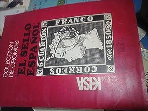 COLECCIÓN DE CROMOS EL SELLO ESPAÑOL 1967/ 1971 -FALTO DE CUATRO EJEMPLARES. ...