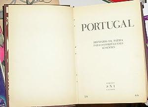PORTUGAL BREVIARIO DA PATRIA PARA OS PORTUGUESES AUSENTES: RIBEIRO, ROLANDO