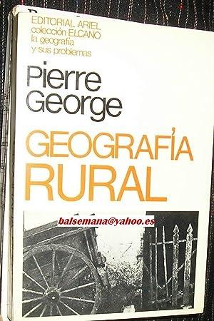 Geografia Rural: George, Pierre