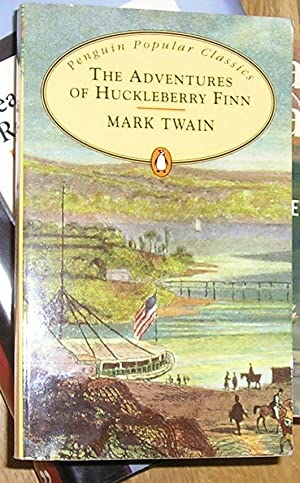 ADVENTURES OF HUCKLEBERRY FINN: TWAIN MARK