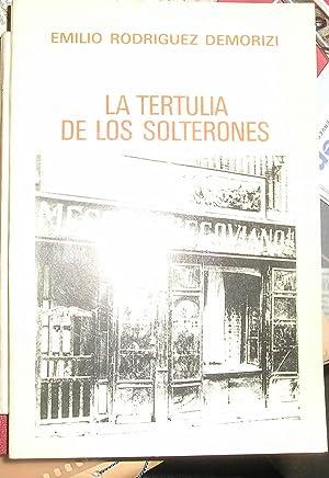 La Tertulia de Los Solterones: Rodríguez Demorizi, Emilio