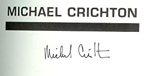 Disclosure (Signed to the book): Crichton, Michael