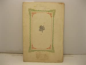 Poesie musicali inedite ed anonime del secolo XIV: LANDINI Francesco, ROSSINI Gioacchino