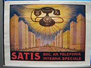 Satis. Soc. An. telefonia interna speciale