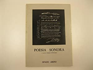 Poesia sonora tape concerts - performances -: D'AMBROSIO Matteo (a