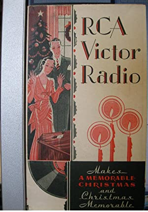 RCA Victor Radio makes a memorable Christmas and Christmas memorable