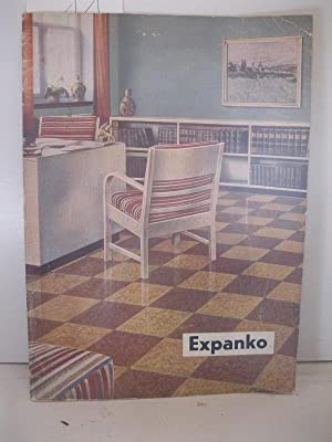 Expanko. The floor of To-day. Le parquet: Anonimo