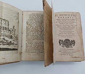 Il mercurio errante delle grandezze di Roma: ROSSINI Pietro