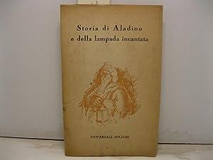 Storia di Aladino e della lampada incantata: ALADINO Francesco