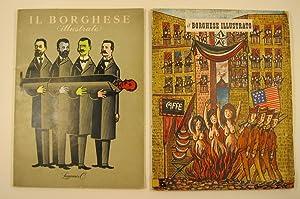 Il borghese illustrato. Volume I (-II) Giugno 1953-Ottobre 1956: AA.VV.