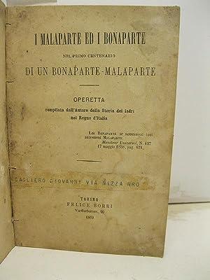 I Malaparte ed i Bonaparte nel primo: 0