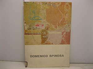 GALLERIA D'ARTE GALATEA. Mostra di dipinti di Domenico Spinosa. 1958: 0