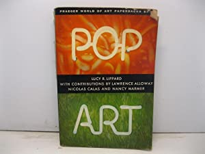 Pop art with contributions by Lawrence Alloway, Nancy Marmer, Nicolas Calas