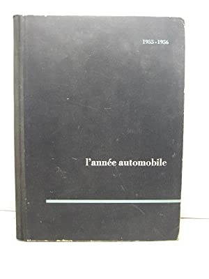 L'anne'e automobile 1955-1956