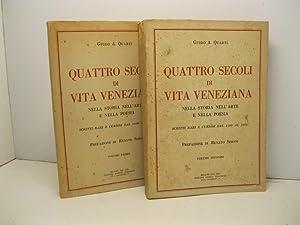 Quattro secoli di vita veneziana nella storia: QUARTI Guido