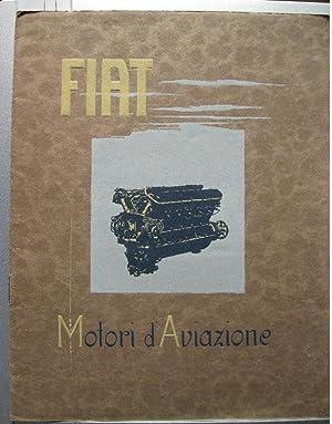 Motori d'aviazione Fiat: Anonimo