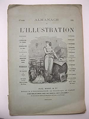 Almanach de l'Illustration. 43o anne'e