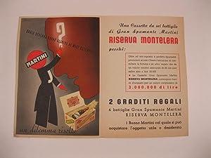 Martini e Rossi S. A. (Coppia di: SAVELLI O.