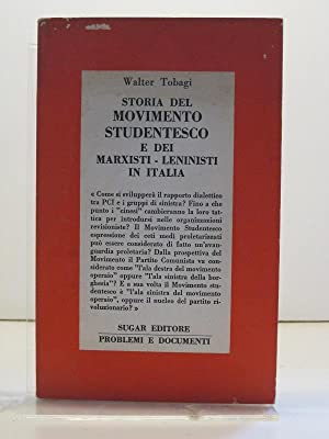 Storia del movimento studentesco e dei marxisti-leninisti in Italia