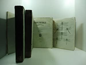 Opuscoli scientifici. Tomo I (-IV)