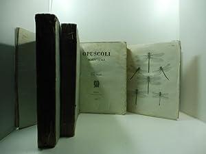 Opuscoli scientifici. Tomo I (-IV): AA.VV.