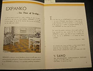 References for Expanko, the floor of today: Anonimo
