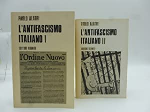 L'antifascismo italiano. Volumi I, II