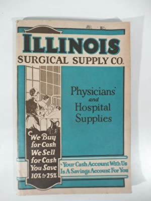Illinois Surgical Supply C. Physicians and Hospital Supplies