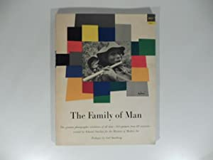 The family of man. The family photographic exibition of all time.