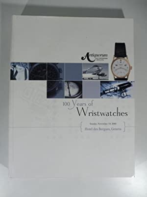 Antiquorum Auctioneers - 100 ans de montres-bracalets. Montre appartenant a' divers ameteurs qui ...