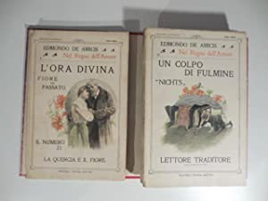 Nel regno dell'amore.Illustrato da G. Amato e R. Salvadori. (Edizione illustrata in 6 dispense)