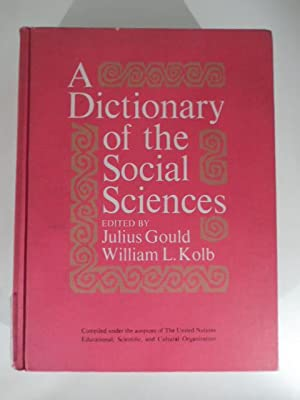 A dictonary of the social sciences