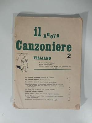 Il nuovo Canzoniere italiano 2 a cura: AA.VV.
