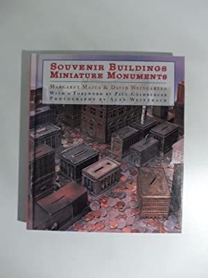 Souvenir buildings miniature monuments from the collection of ace architects Margaret Majua & Dav...