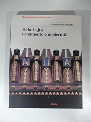 Be'la Lajta ornamento e modernita'