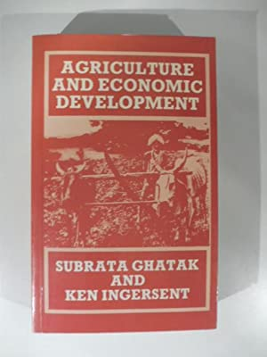 Agricolture and economic development