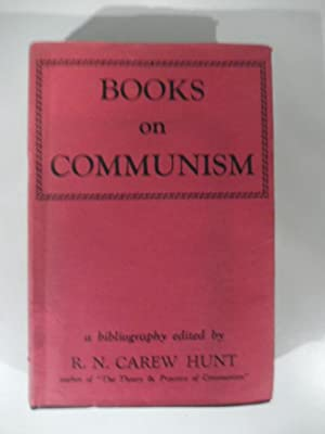 Books on Communism a bibliography