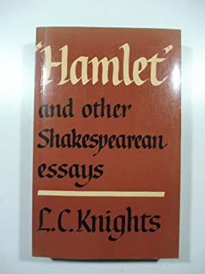 Hamlet and other Shakespearean essays