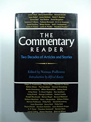 The commentary reader. The decades of articles and stories