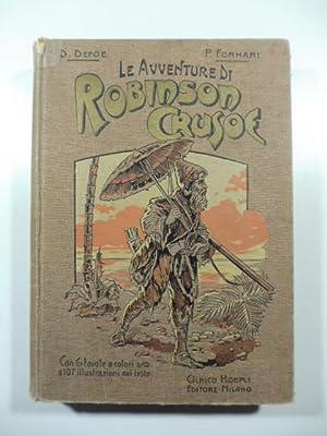 Le avventure di Robinson Crusoe. Racconto educativo.: DEFOE Daniele