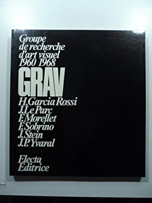 Groupe de recherche d'art visuel 1960-1968 GRAV.: AA.VV.
